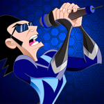 MORONICA: Hard Rock Hyper Hero!
