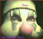 Paco the Lowrider Clown