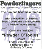 Powderfingers