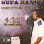 Supa Ranks and his Rock Stone High Power
