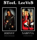 SteeL Leeves