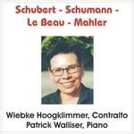 Wiebke Hoogklimmer, Contralto