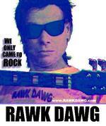 RAWK DAWG