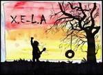 X.E-L.A & The U.F.O Acid Godz
