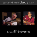 Klimek-Sunar duo project