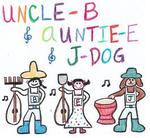 Uncle B & Auntie E & J-Dog