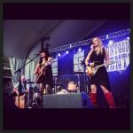 The Darlins--Erinn Bates