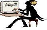 "John Daniel Rickerd ""The Mad Musician"""